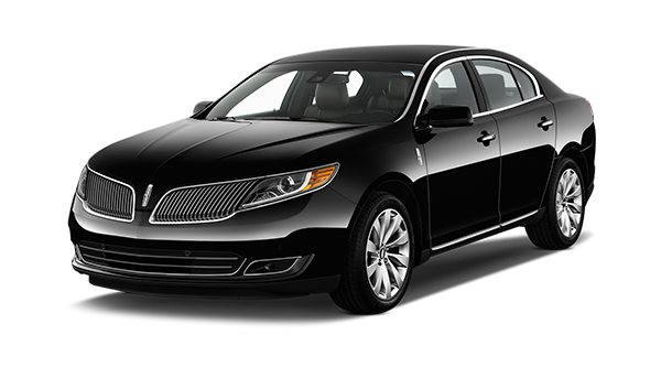Black Lincoln Sedan Car Service