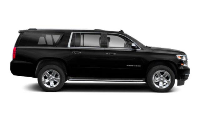 Chevrolet SUV Urban - SUV 6 - SUV 7