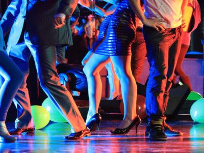 People dancing in NJ.
