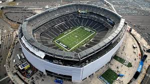 The Metlife Stadium.
