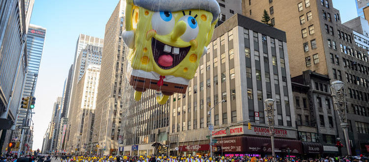 Thanksgiving parade.