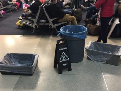 The hated La Guardia airport.